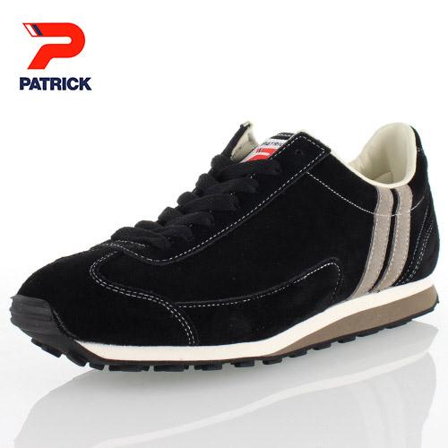 PATRICK パトリック BOSTON 2_BK/SD ボストン2 516561 BS-16561 メンズ レディース スニーカー 日本製 ブラック
