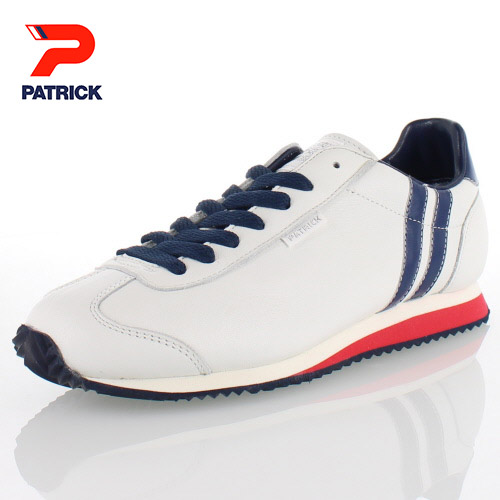 PATRICK パトリック NEVADA 2 SALT ソルト 17660 メンズ レディース スニーカー 日本製 レザー ホワイト