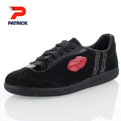 【エントリーでP5倍 4/9 20:00-4/16 1:59】 PATRICK パトリック ARTOIS-POP BLK アートイス ポップ 528571 メンズ レディース スニーカー 日本製 ブラック