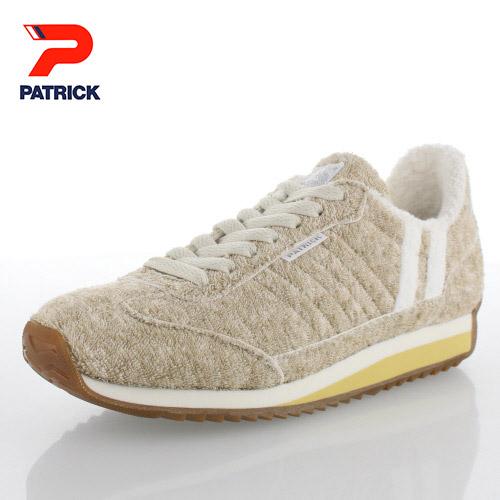 スニーカー メンズ レディース パトリック PATRICK MARASH SND 530333 マラッシュ カジュアル スニーカー 靴 サンドベージュ