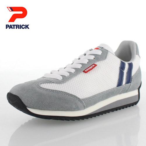 【エントリーでP5倍 4/9 20:00-4/16 1:59】 パトリック クール マラソン PATRICK 530300 C-MARATHON WHT ホワイト メンズ レディース スニーカー 日本製