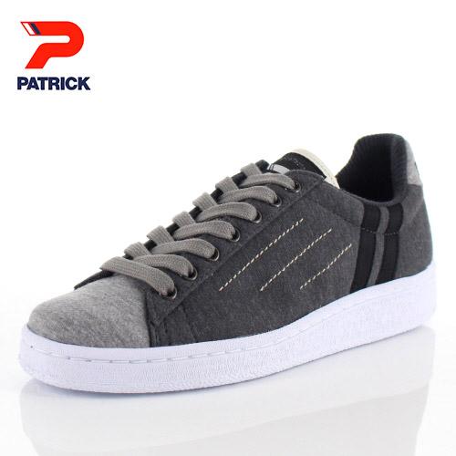 パトリック スニーカー ケベック スウェット PATRICK QUEBEC-SW GRY 530554 グレー メンズ レディース 靴 日本製