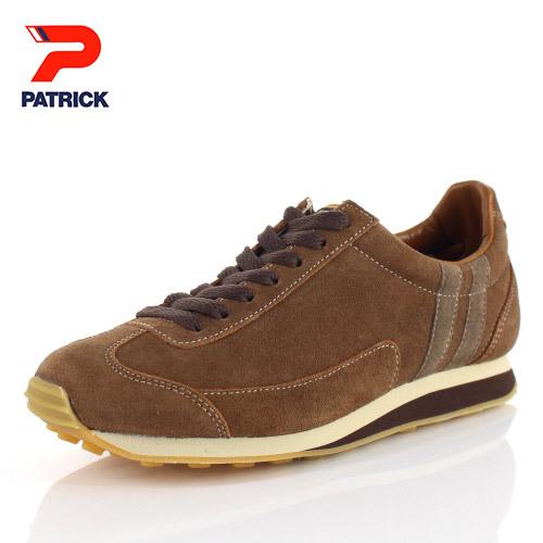 パトリック スニーカー ボストン 2 PATRICK BOSTON 2 BRN 518563 ブラウン メンズ レディース 靴 日本製