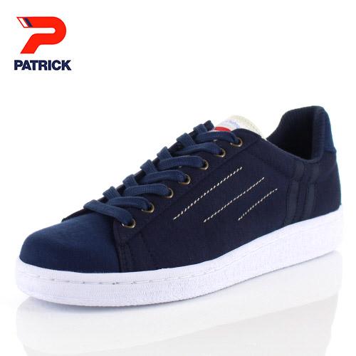 パトリック スニーカー ケベック スウェット PATRICK QUEBEC-SW NVY 530552 ネイビー メンズ レディース 靴 日本製