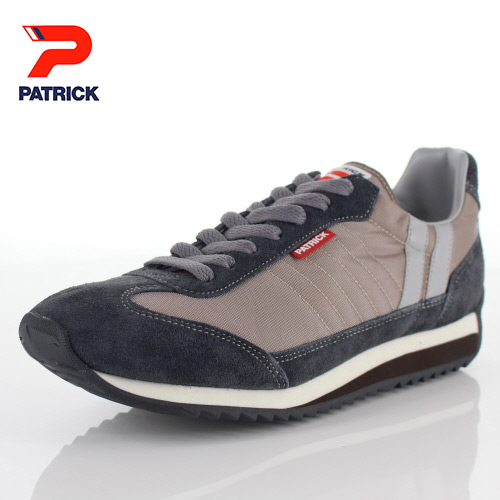 【エントリーでP5倍 4/9 20:00-4/16 1:59】 パトリック スニーカー マラソン PATRICK MARATHON S.OTR 94664 -SOST メンズ レディース 靴 日本製
