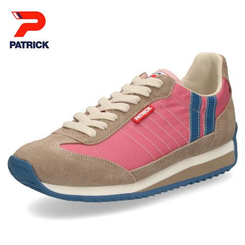 パトリック スニーカー マラソン PATRICK MARATHON J.FISH 94549 ピンク メンズ レディース 靴 日本製