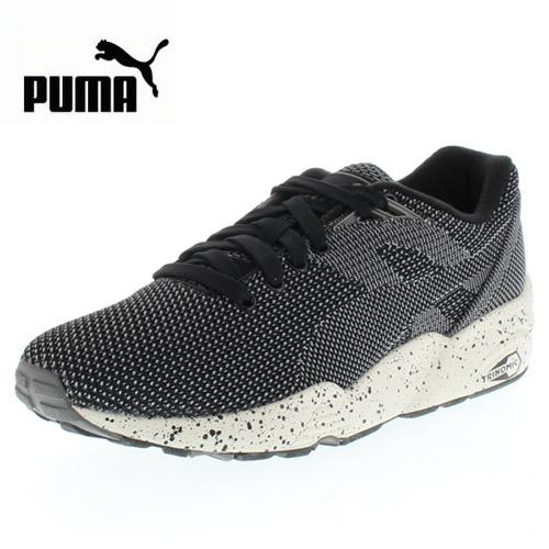 puma r698 knit mesh
