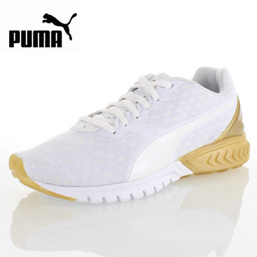 puma ignite gold