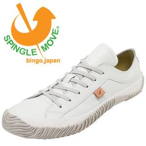 スピングルムーブ 【送料無料】 SPINGLE MOVE SPM-110 Ivory レディース メンズ スニーカー