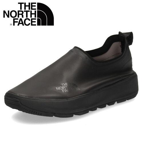 ザ ノースフェイス レディース メンズ スリッポン NF51941-KK アプレモック ブラック カジュアル THE NORTH FACE