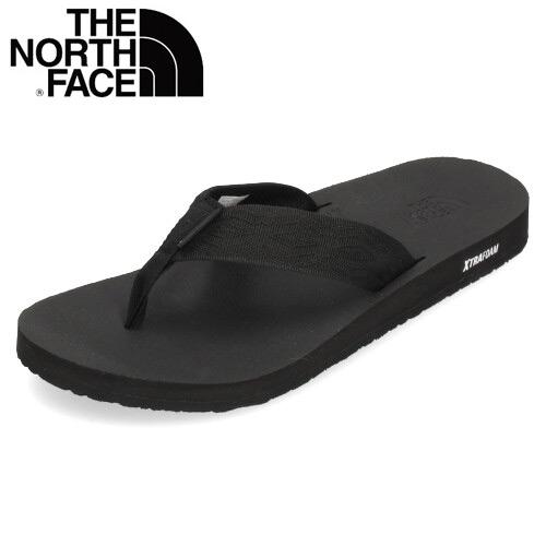 ザ ノースフェイス レディース メンズ サンダル NF51922-KK フラッフィーフリップフロップ2 ブラック THE NORTH FACE セール
