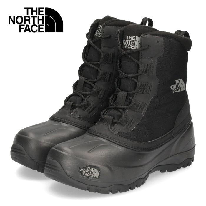 """ザ ノースフェイス メンズ レディース ブーツ THE NORTH FACE Snow Shot 6"""" Boots TX V NF51960 KK KK-51960 スノーショット6 ブーツテキスタイルV ブラック セール"""