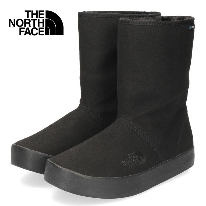 ザ ノースフェイス メンズ レディース ブーツ THE NORTH FACE Winter Camp Bootie IV NF51994 KK KK-51994 ウインターキャンプブーティIV ブラック セール