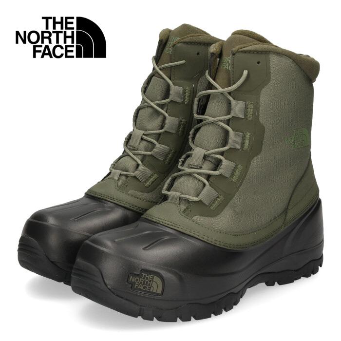 """ザ ノースフェイス メンズ レディース ブーツ THE NORTH FACE Snow Shot 6"""" Boots TX V NF51960 NK NK-51960 スノーショット6 ブーツテキスタイルV カーキ セール"""