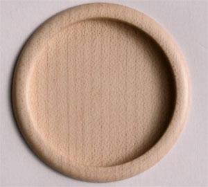 ふすま 襖 引き手 木製 W-1 小 50個入り (引手/ふすま紙/襖紙/洋風/モダン/張替え/張り替え/販売/通販)