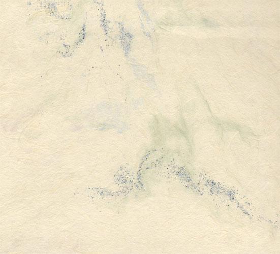 手漉き和紙ふすま紙 M-624
