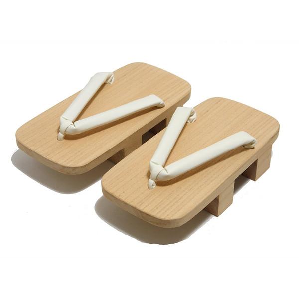 国産桐 下駄 送料無料 白鼻緒 二枚歯 紳士 評判 桐 L メンズ 日本製
