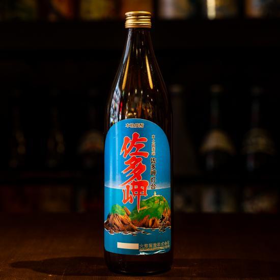 大海酒造のオリジナル芋焼酎 佐多岬 白 市販 900ml 鹿児島限定 《大海酒造》鹿屋市 芋焼酎 上等