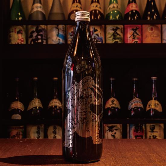神酒造オリジナル東宝公認の芋焼酎です 定番キャンバス 安心の実績 高価 買取 強化中 ゴジラ 900ml 芋焼酎 《神酒造》出水市