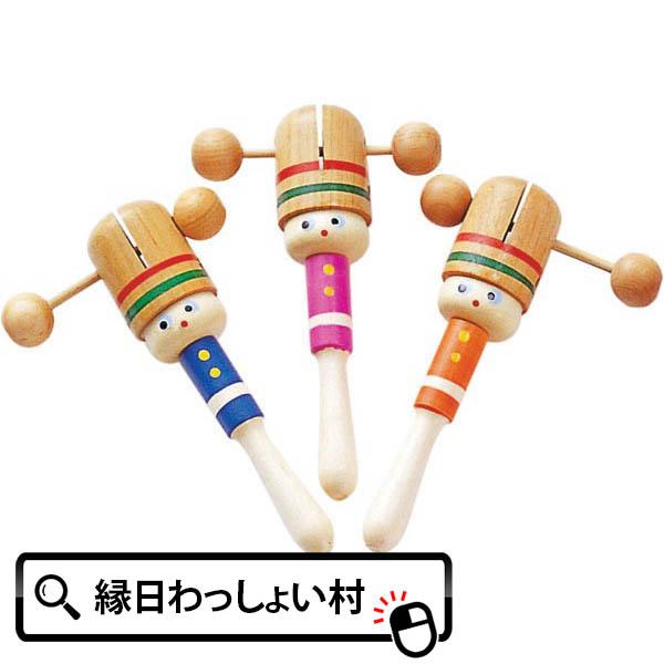 リンリンカチカチ 24個セット 民芸おもちゃ 子ども会 子供会 お祭り問屋