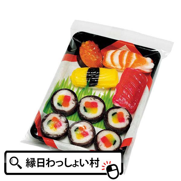 寿司飴詰め合わせ・ED 24個セット お菓子 おかし おやつ 飴 あめ アメ 握り寿司 巻き寿司 そっくり おもしろ イベント パーティー 子供会 子ども会