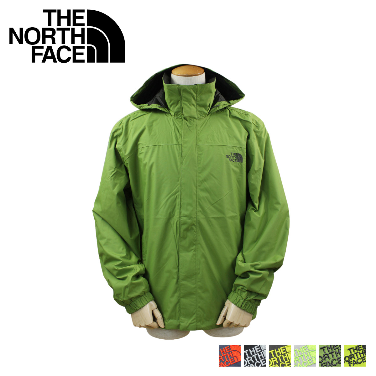 raincoat north face