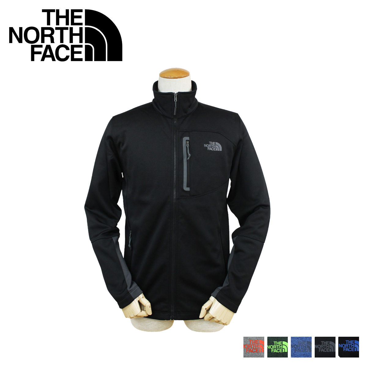41fefcfc7 THE NORTH FACE north face fleece jacket MEN'S CANYONLANDS FULL ZIP mens