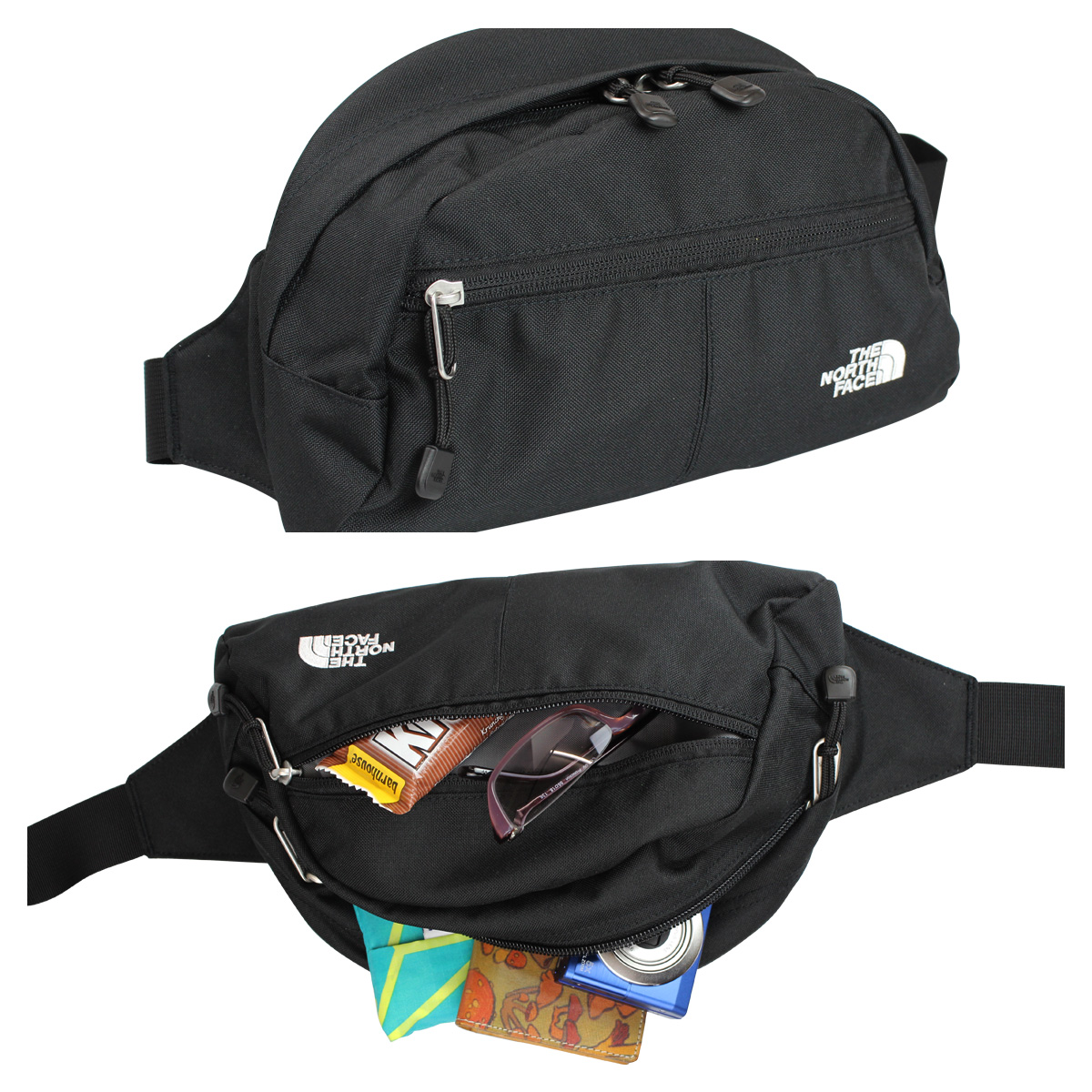 692237254 THE NORTH FACE the north face bags waist bag hip bag ROO men's ladies