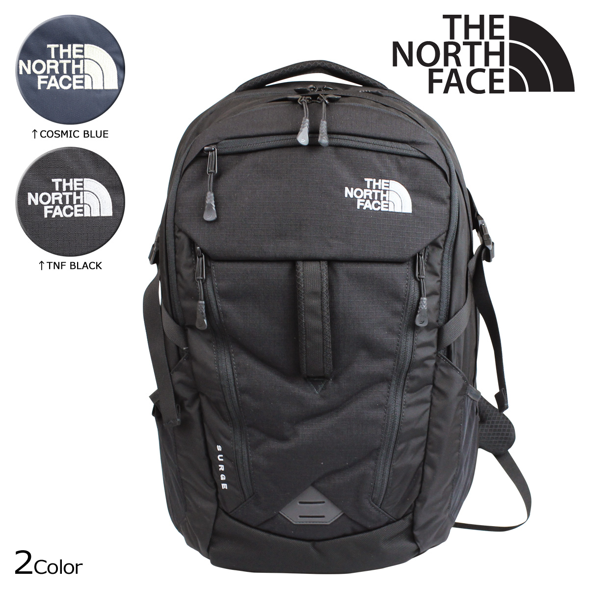 600e1dbcc1 Whats up Sports: THE NORTH FACE north face rucksack backpack SURGE BACKPACK  33L men women | Rakuten Global Market