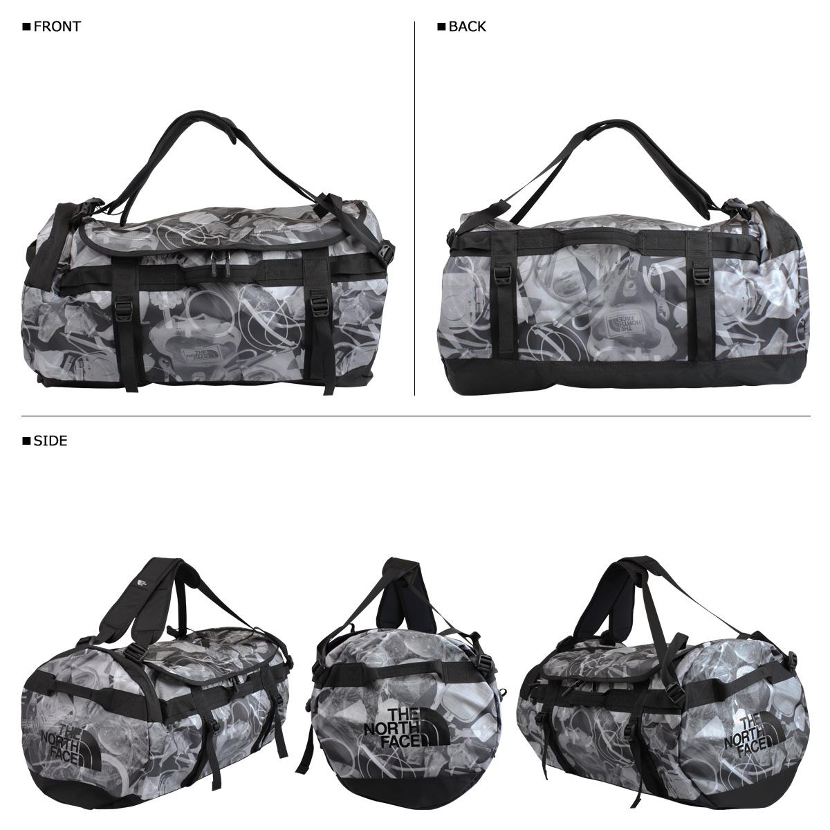 THE NORTH FACE north face bag bag duffel bag BASE CAMP DUFFEL-L 95L men  women 2ddd6f2dba410