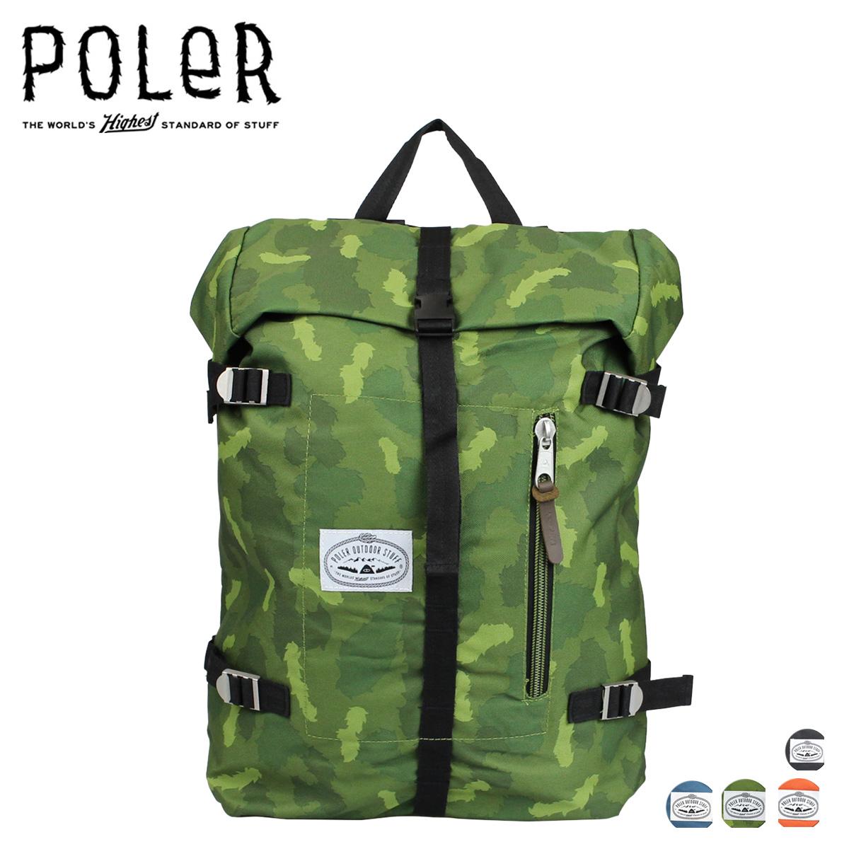 POLER ポーラー リュック バックパック 532021 メンズ レディース 【決算セール 返品不可】
