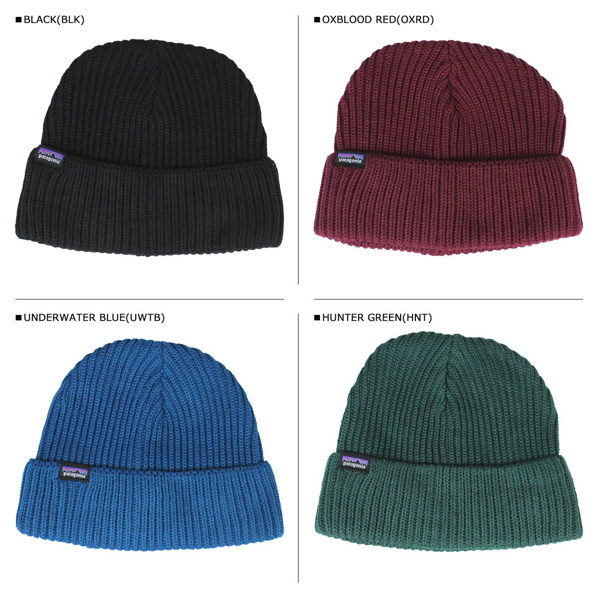 Patagonia Patagonia knitted Hat Beanie knit Cap FISHERMAN S ROLLED BEANIE  29105 men women 30797ec6a0f