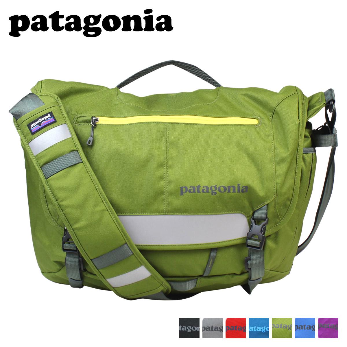 Whats Up Sports Patagonia Bags Messenger Bag Shoulder Half Mass 15 L 48316 Men Women Rakuten Global Market