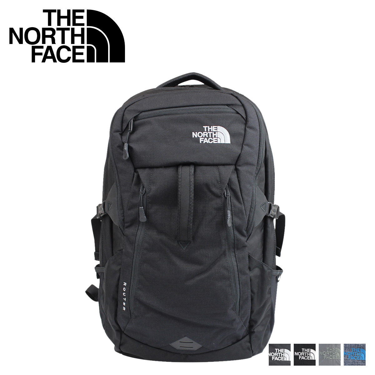 9b81b6a29 THE NORTH FACE north face rucksack backpack ROUTER BACKPACK 35L LH3C mens  ladies [8/2 Add in stock]