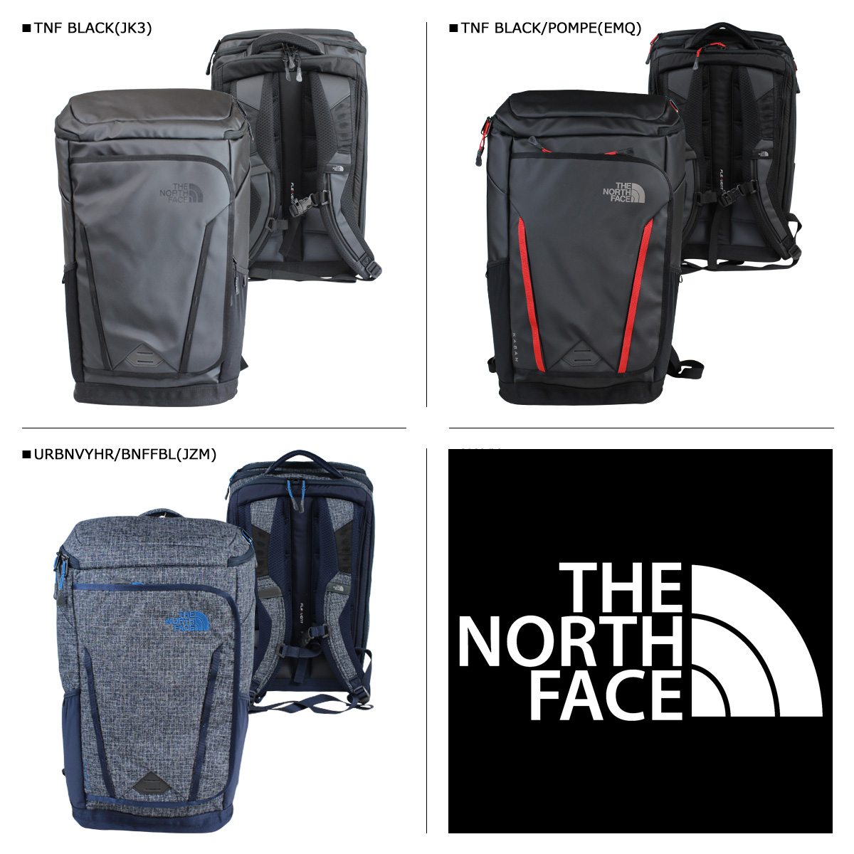 85a3b4ed0 [SOLD OUT] THE NORTH FACE north face rucksack backpack KABAN TRANSIT  BACKPACK 25 l CWV9 mens ladies [8/2 Add in stock]