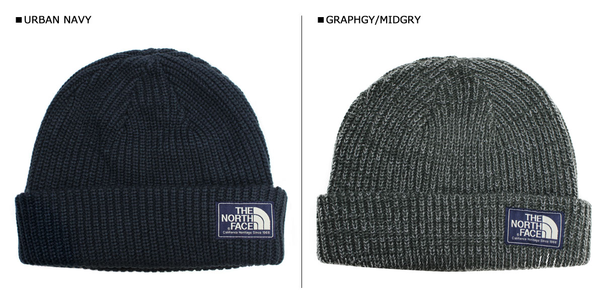 996ace52db THE NORTH FACE north face knit hat Beanie knit Cap SALTY DOG BEANIE A6W3  men women [9/21 back in stock]
