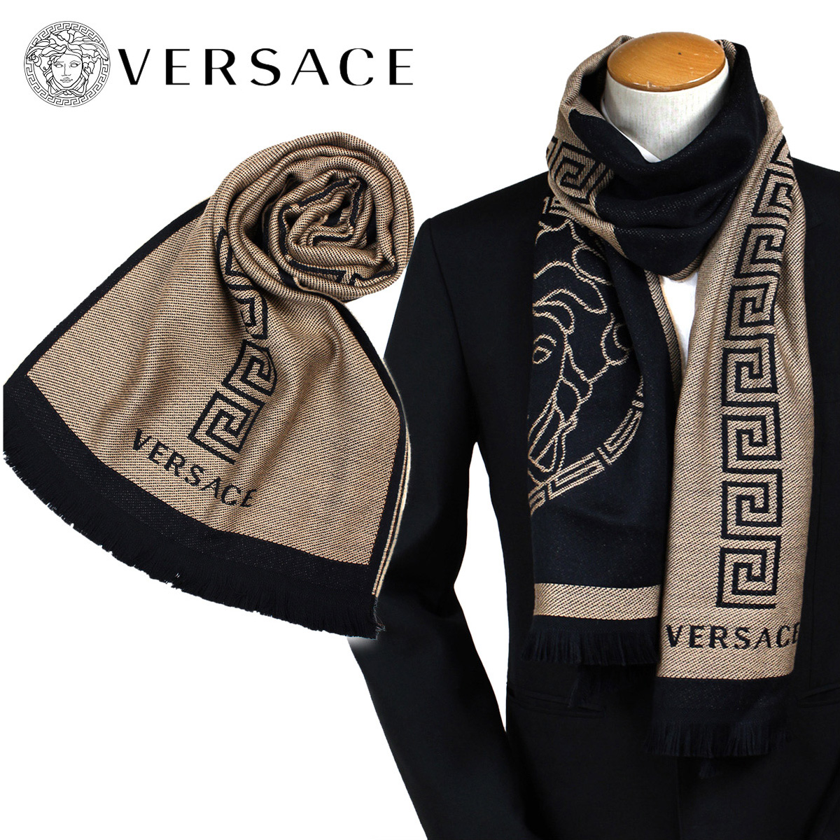 046f6a6482d ... of the older brother to have established a company together, and サント  acts as the president of Gianni Versace company from those days to the  present.