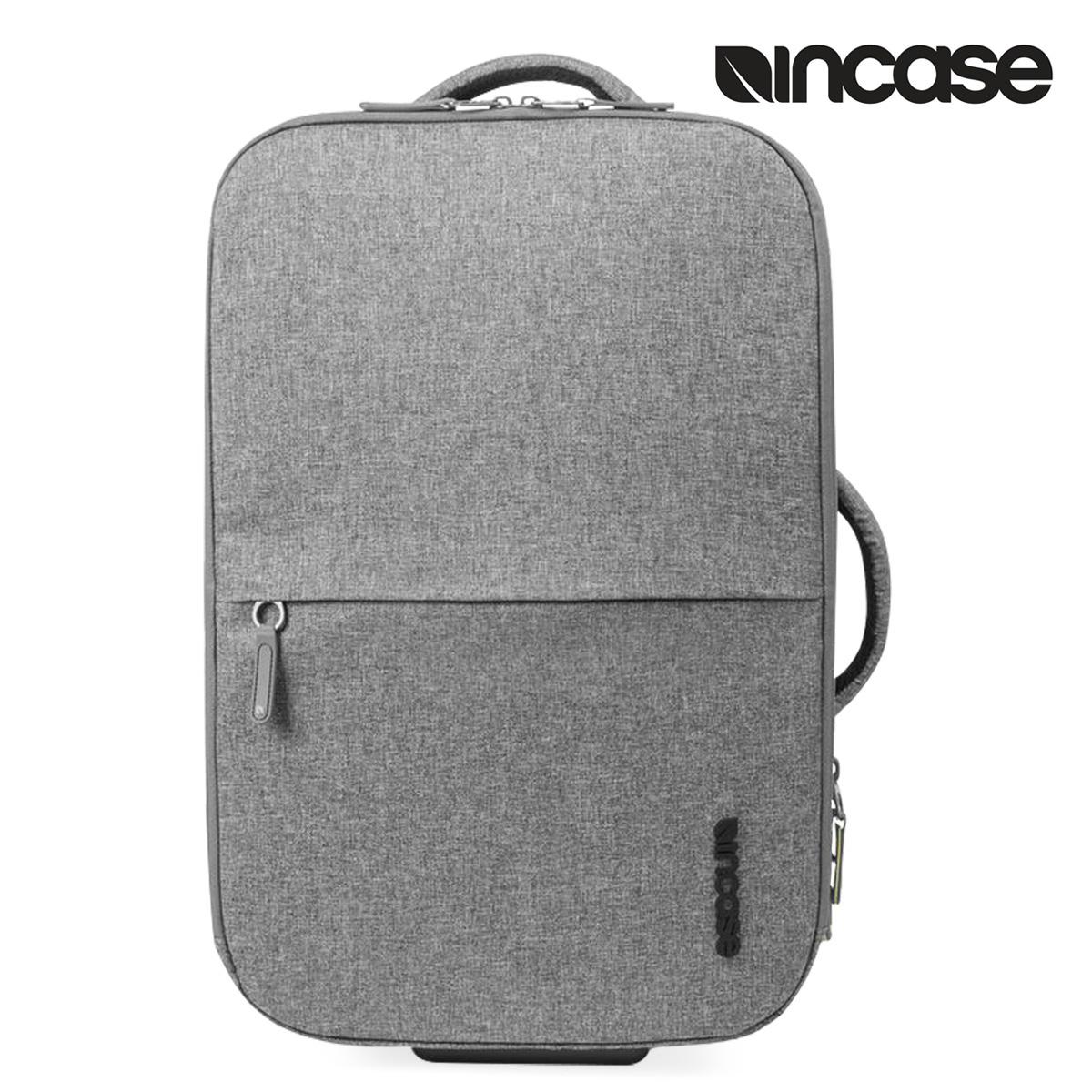 INCASE EO TRAVEL ROLLER インケース キャリーバッグ スーツケース キャリーケース バック CL90019 メンズ レディース グレー