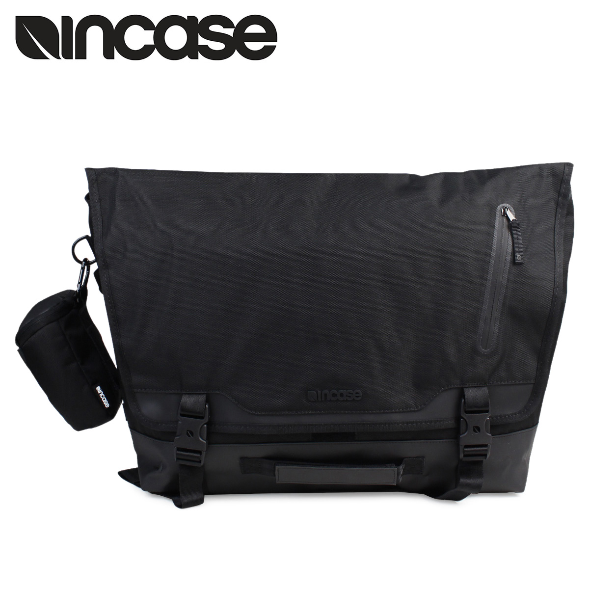 96e95237fc Whats up Sports  INCASE in case back shoulder messenger bag SPORT MESSENGER  INCO200284 men gap Dis black  6 9 Shinnyu load