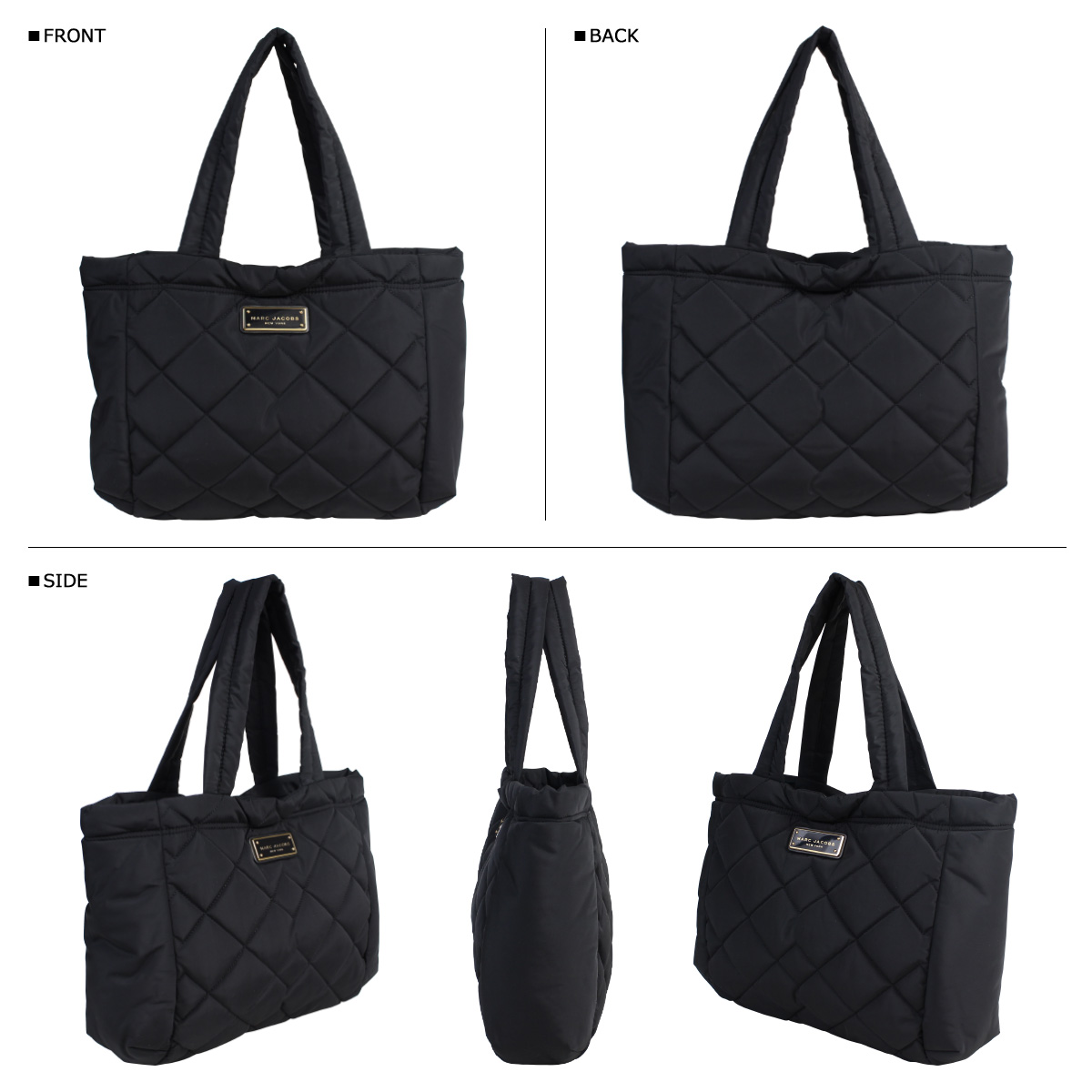 32c04e417dbb2 Marc By Marc Jacobs Quilted Tote - Best Quilt Grafimage.co