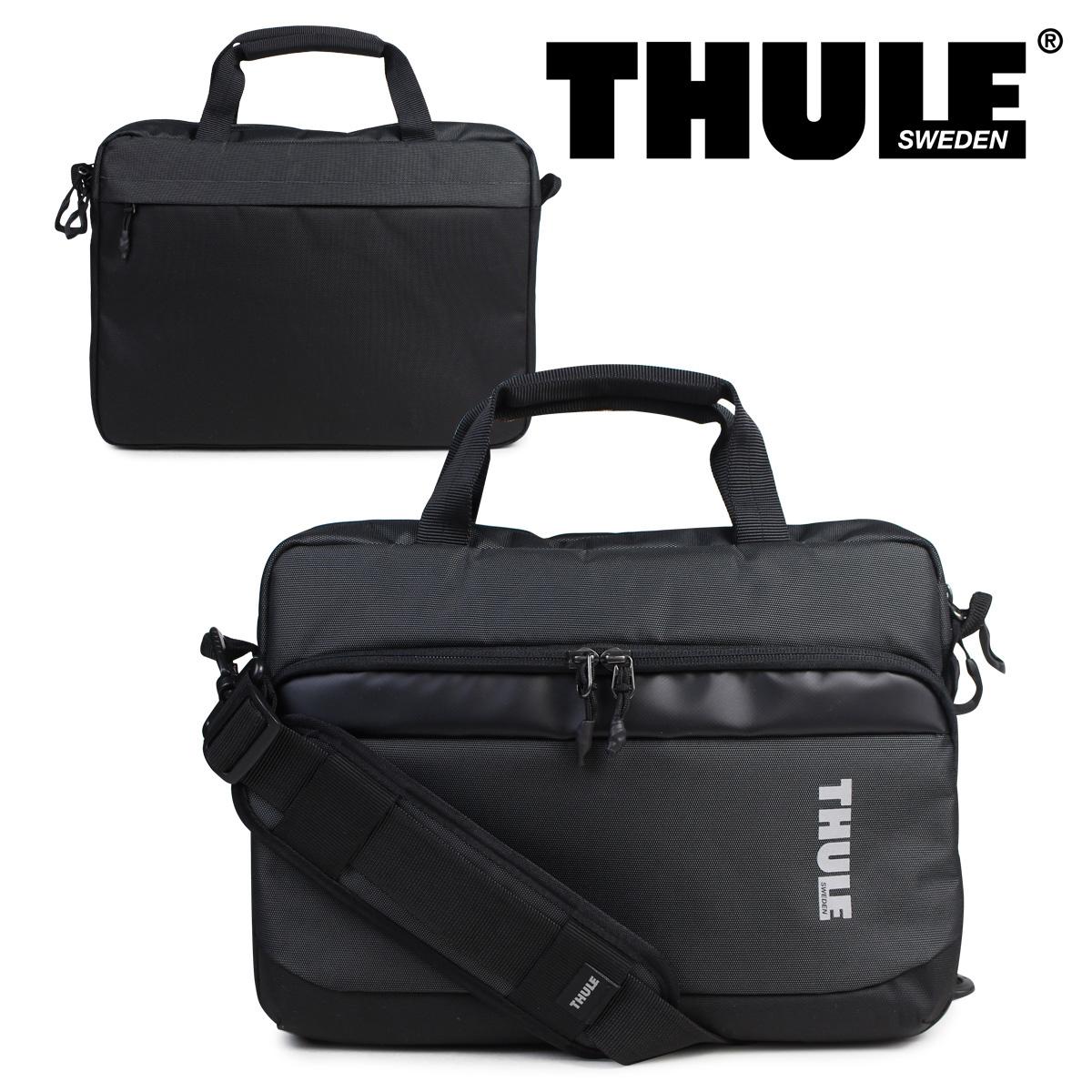 THULE スーリー バッグ ショルダーバッグ ビジネス メンズ ブリーフケース SUBTERRA 13 TSAE2113 32029531 グレー