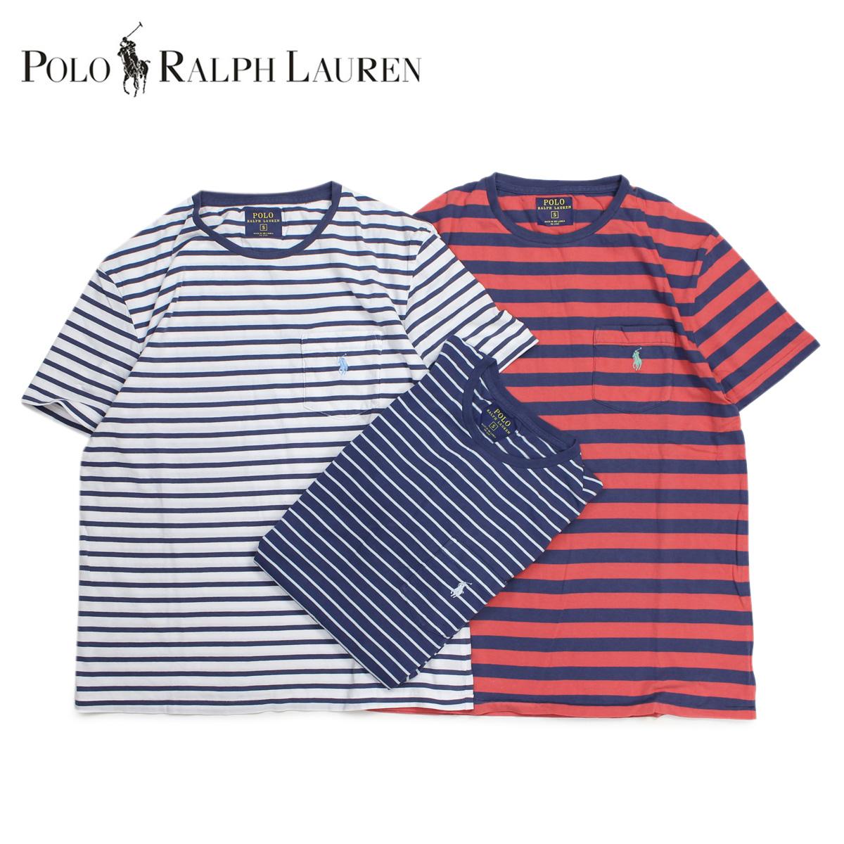 Whats Up Sports Ralph Lauren T Shirt Men Short Sleeved Horizontal