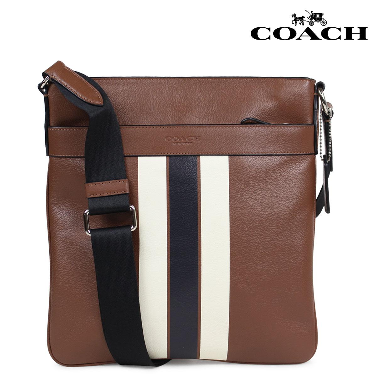Coach F54193 Bag Shoulder Men Leather Brown 5 11 Shinnyu Load