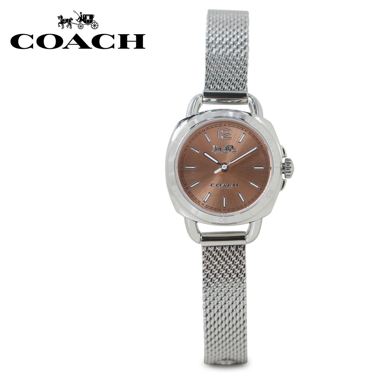 COACH 14502631 コーチ 腕時計 レディース シルバー
