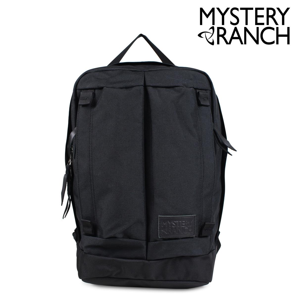 MYSTERY RANCH STADT ミステリーランチ リュック デイパック シュタッド 21L メンズ レディース ブラック 19761189