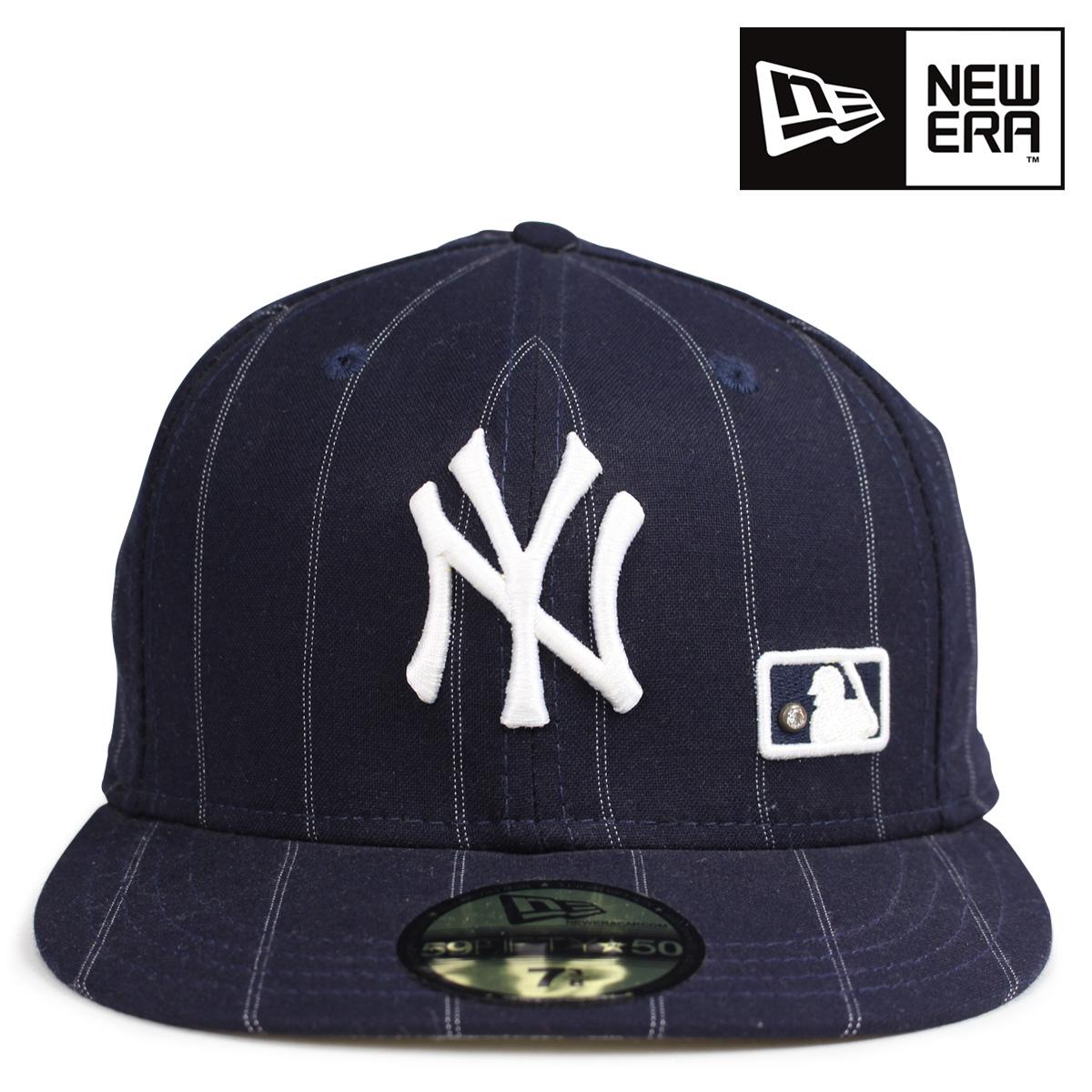 NEW ERA 59FIFTY CAPTURE THE FLAG MLB ニューエラ キャップ ニューヨーク ヤンキース メンズ ネイビー