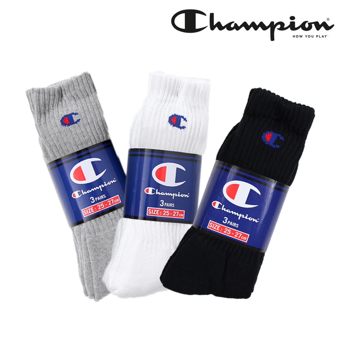 great deals famous brand quality Nine pairs of Champion FULLLENGTH SOCKS champion socks socks full-length  socks men set CMDCH001