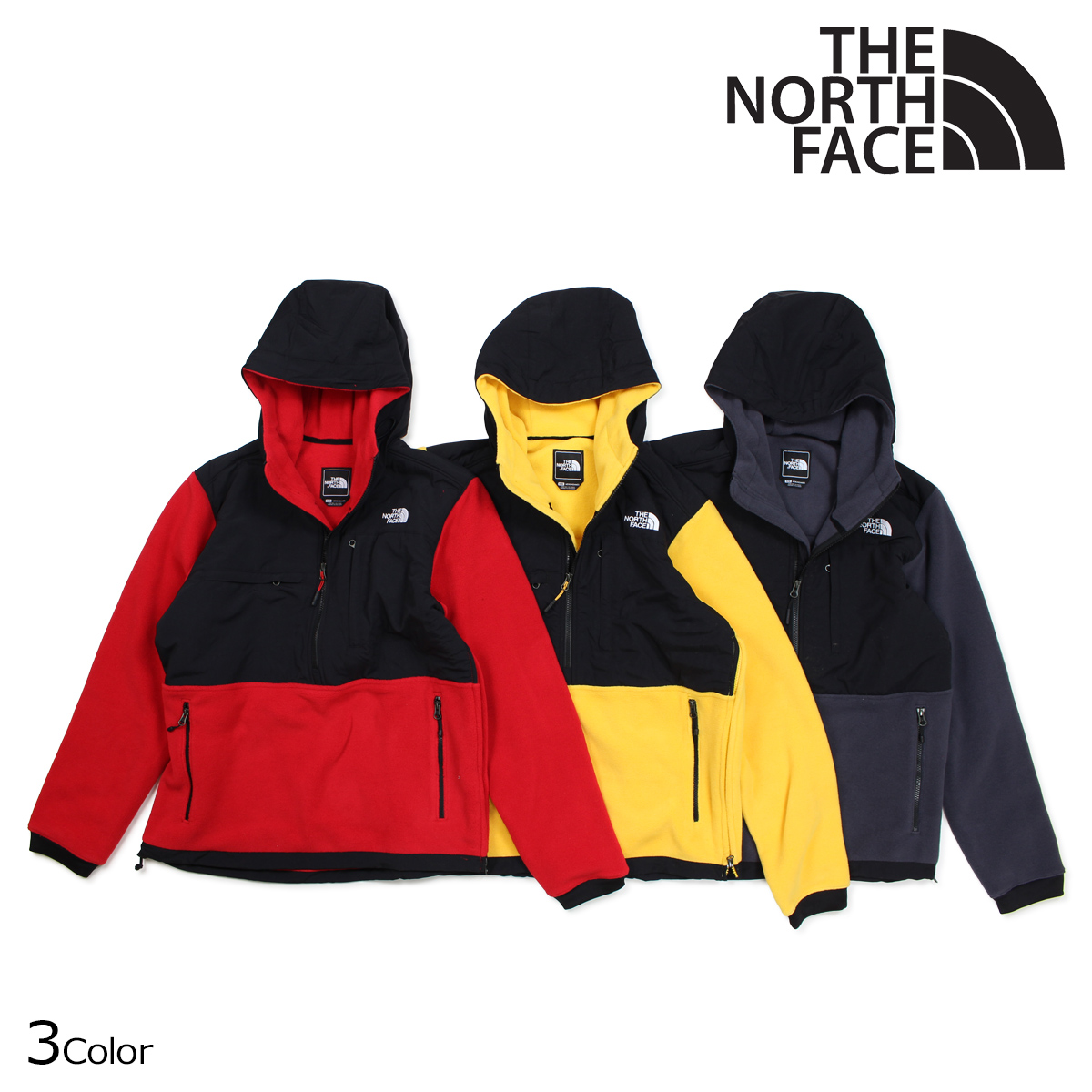 THE NORTH FACE MENS DENALI ANORAK ノースフェイス ジャケット デナリ アノラック マウンテンジャケット メンズ NF0A3MMT