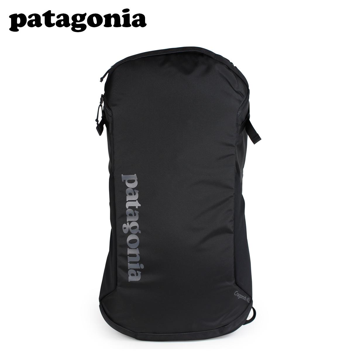 patagonia CRAGSMITH パタゴニア リュック バックパック 45L メンズ レディース ブラック 48065