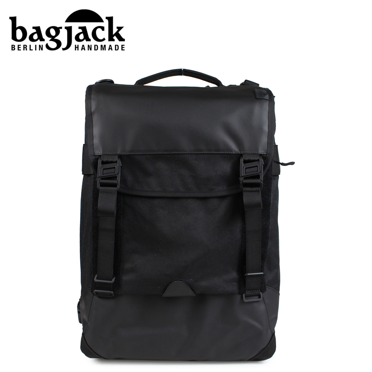 bagjack NEXT LEVEL NATURE TEC SKIDCAT バッグジャック リュック バックパック メンズ レディース ブラック